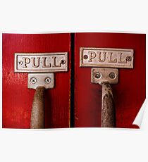 Pull Pull Poster