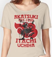 Itachi Uchiha v2 Women's Relaxed Fit T-Shirt