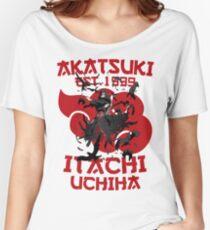 Itachi Uchiha v2 Women's Relaxed Fit T-Shirt