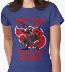 Itachi Uchiha v2 Womens Fitted T-Shirt