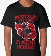 Itachi Uchiha v2 Long T-Shirt