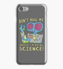 Bug Science iPhone Case/Skin