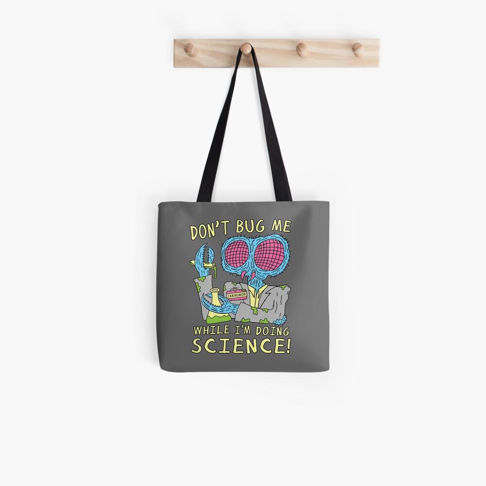 Bug Science Tote Bag
