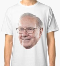 Warren Buffett Classic T-Shirt