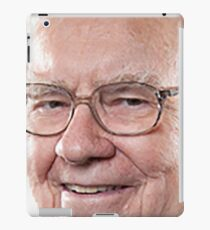 Warren Buffett iPad Case/Skin