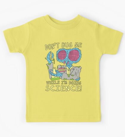 Bug Science Kids Clothes