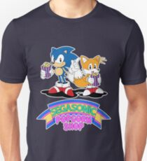 SEGASONIC Popcorn Shop Unisex T-Shirt