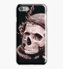 Astro Skull iPhone Case/Skin
