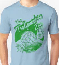 Visit Tralfamadore Zoo Unisex T-Shirt