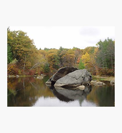 Rockhouse Pond Photographic Print
