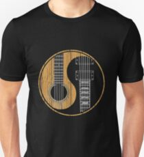 Acoustic Bass Guitar T Shirt T-Shirt