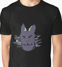 The foreign cat. Graphic T-Shirt