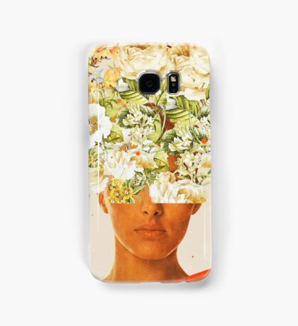SuperFlowerHead Samsung Galaxy Case/Skin