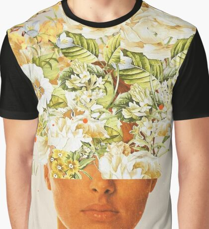 SuperFlowerHead Graphic T-Shirt