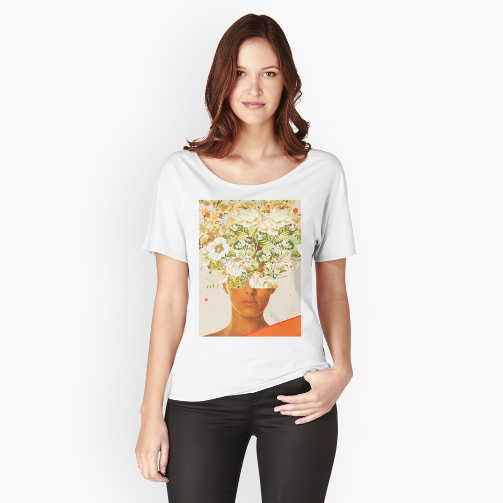 SuperFlowerHead Relaxed Fit T-Shirt