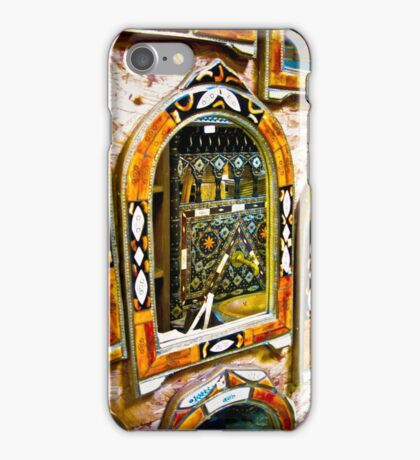 mirror images iPhone Case/Skin