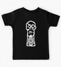 Key white Kids Tee