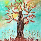 Tree of joy by Loredana Messina