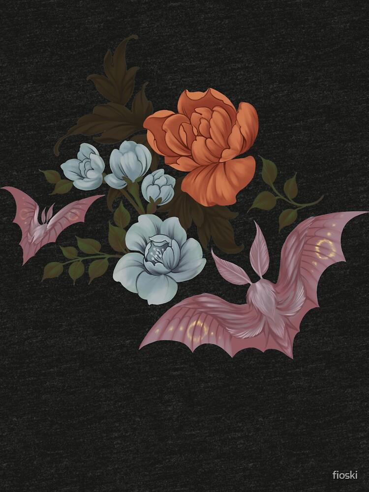 Botanische - Motten und Nachtblumen von fioski