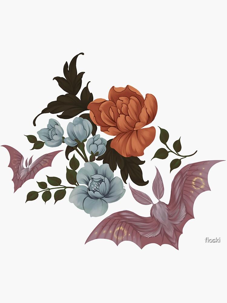 Botánico - polillas y flores nocturnas de fioski