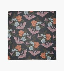 Botanical - moths and night flowers Scarf