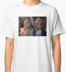 Mary-Kate and Ashley Olsen Classic T-Shirt