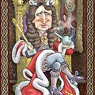 The Sun(ny Ways) King Justin by MacKaycartoons