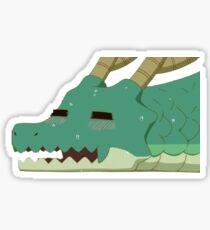 Kobayashi's Dragon Maid Relaxing Tohru Sticker