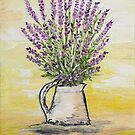 Fresh lavender by Loredana Messina