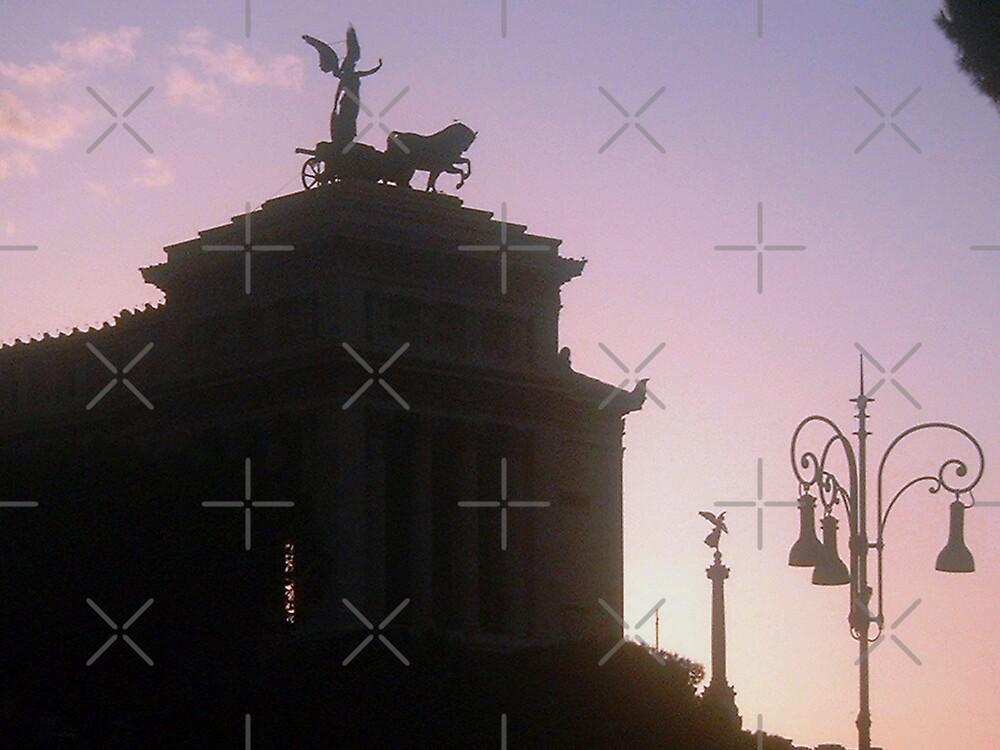 Altare della Patria by Tom Gomez