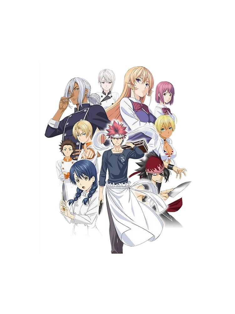 Shokugeki no Souma Group de EntropicAN
