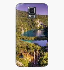 Falling Lakes Case/Skin for Samsung Galaxy