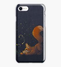 Firefly Fox - Orange iPhone Case/Skin