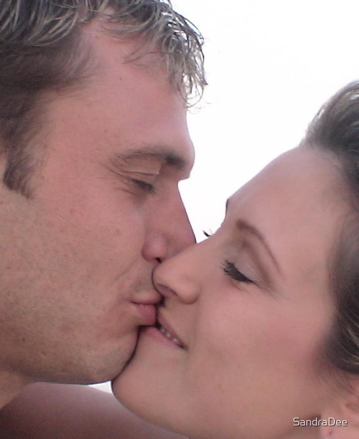 a kiss by SandraDee