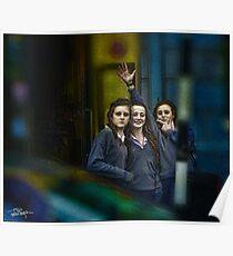 Kilkenny School Girls Poster