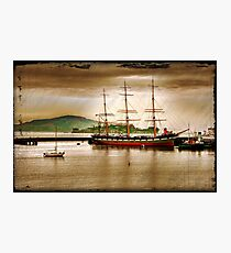 Ship San Francisco Photographic Print