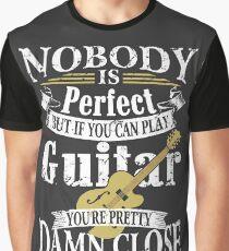 GUITAR - GUITARIST SHIRT Graphic T-Shirt