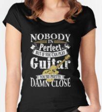 GUITAR - GUITARIST SHIRT Women's Fitted Scoop T-Shirt
