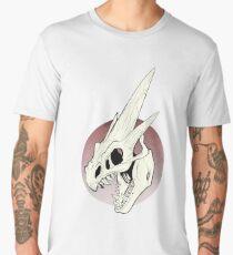 Pokemon - Mega Charizard Y Skull Men's Premium T-Shirt