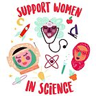 Support Women in Science by DesignLagartija