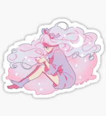 cosmic latte Sticker