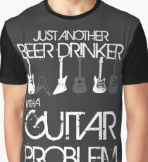Guitar Problem Graphic T-Shirt