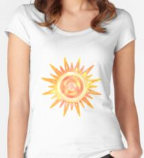 Sunshine Women's Fitted Scoop T-Shirt