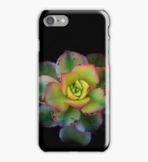 Succulent Flower iPhone Case/Skin