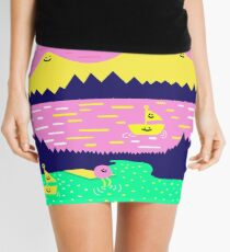 Happy Lake Mini Skirt