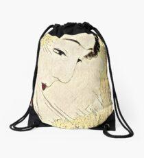 Kim Dreams Drawstring Bag