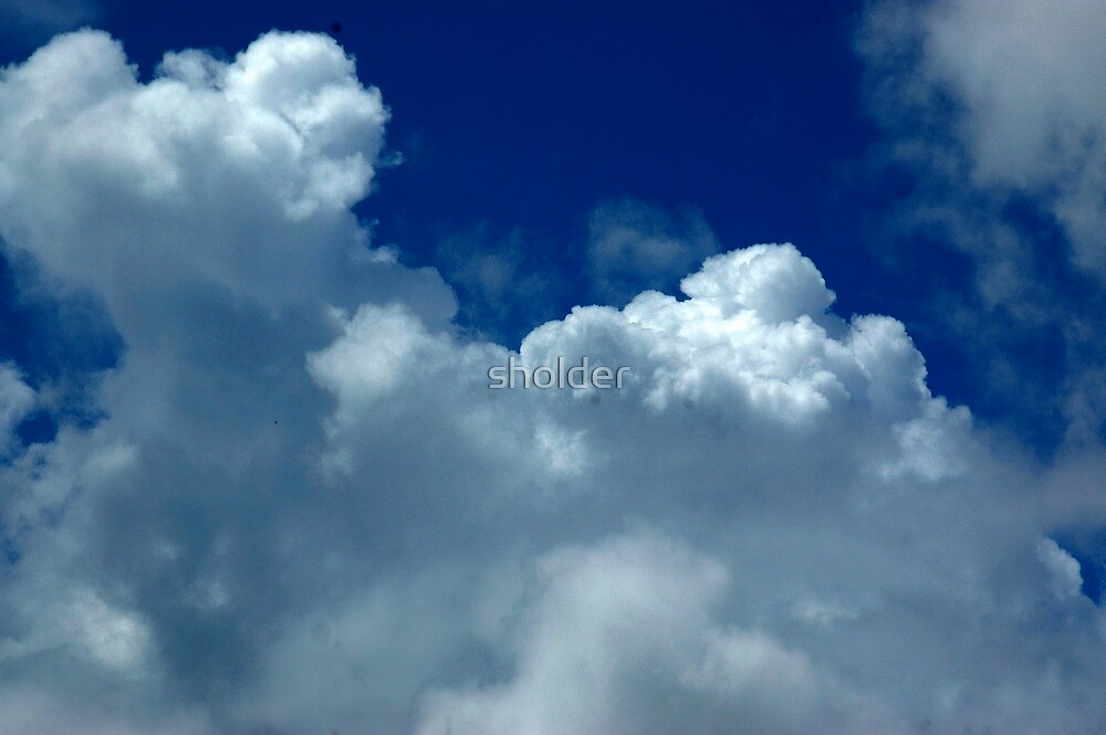 Beautiful Clouds by sholder