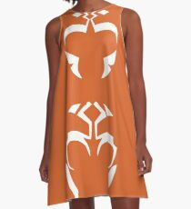 Ahsoka Tano - Journey of the Apprentice A-Line Dress
