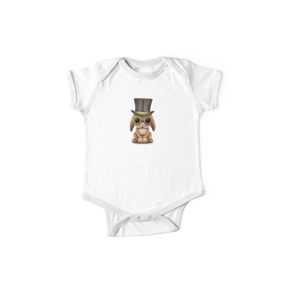 a5d8aaac1 Steampunk Baby Bunny Rabbit
