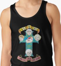 """Gold N Girls """"Appetite for Cheesecake"""" Shirt Tank Top"""